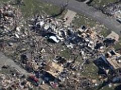 Washington, Illinois tornado: Aerial photos show incredible scale of destruction town
